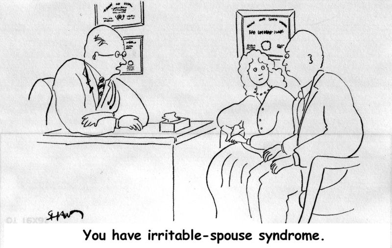 Irritable Spouse