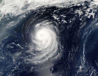 Hurricane Irene 2011 NASA