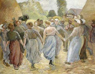 La Ronde Pissarro