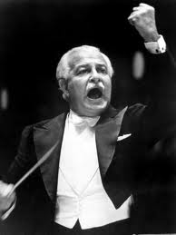 Arthur Fiedler Conductor Boston Pops