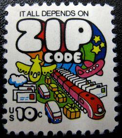 ZIP-Code-Stamp
