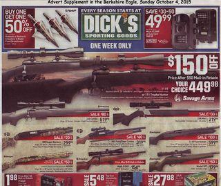 Dicks Guns